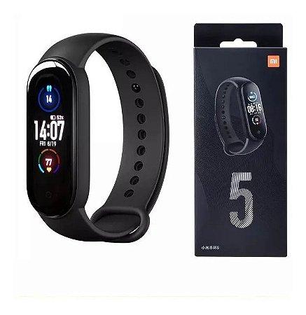 Relógio Smart Mi Band 5 - Xiaomi
