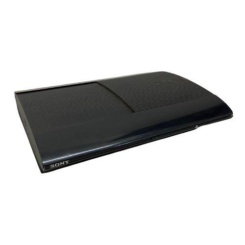 Console Playstation 3 Super Slim 500GB com 5 Jogos