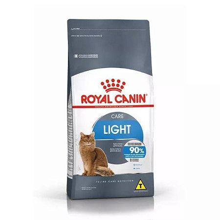 Ração Royal Canin Light para Gatos Adultos com Tendencia a Obesidade