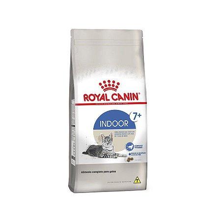Royal Canin Indoor 7+ Ração para Gatos Adultos