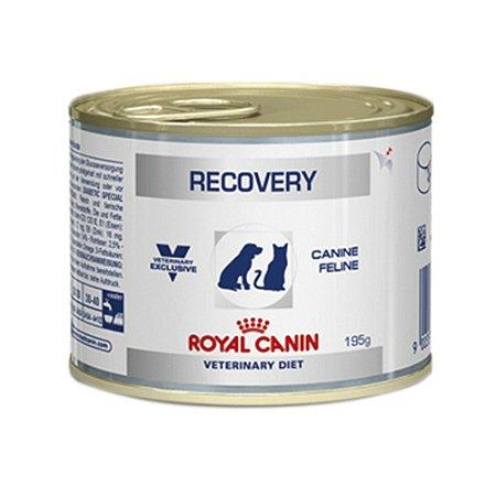 Royal Canin Veterinary Recovery - Ração Úmida em Lata para Cães e Gatos 195 g