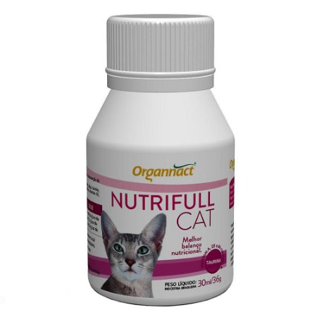 Nutrifull Cat Organnact 30ml