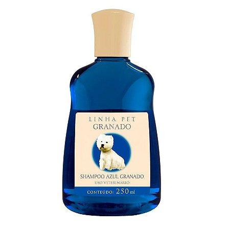 Shampoo Granado Azul para Cães e Gatos 250ml