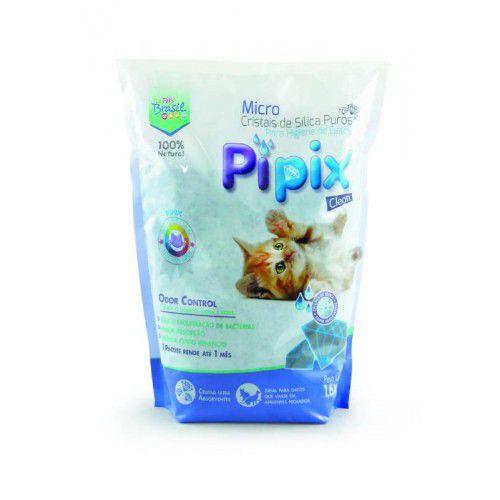 Areia Microsílica Pipix 1,6kg