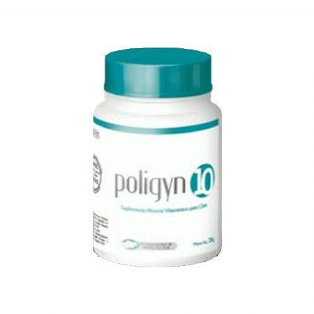Poligyn 10 Suplemento Mineral Vitamínico Nutripharme para Cães