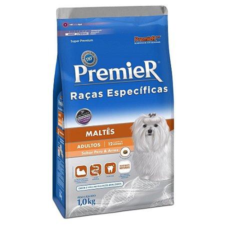 Ração Premier Raças Específicas Maltês para Cães Adultos