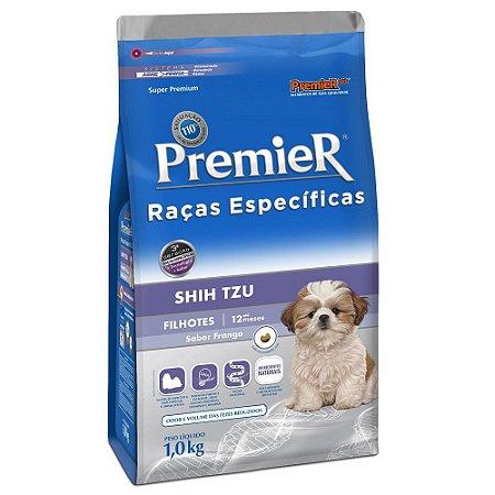 Ração Premier Raças Específicas Shih Tzu para Cães Filhotes