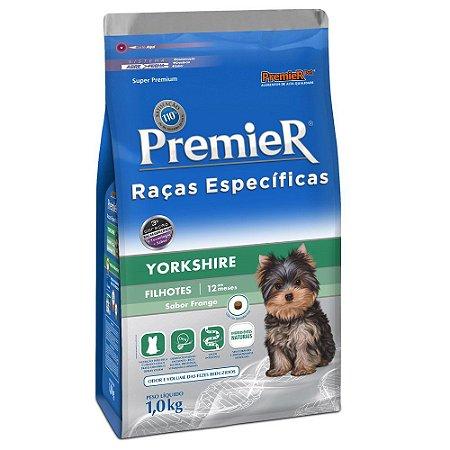 Ração Premier Raças Específicas Yorkshire para Cães Filhotes