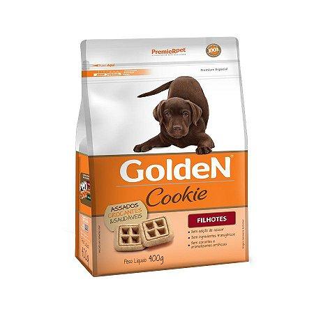 Biscoito Golden Cookie para Cães Filhotes 400g