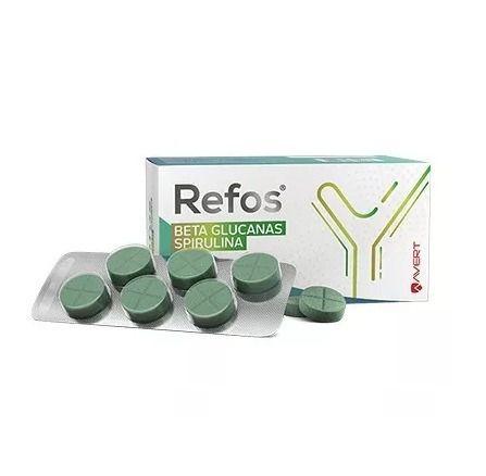 Suplemento Refos Avert para Cães e Gatos 30 comprimidos