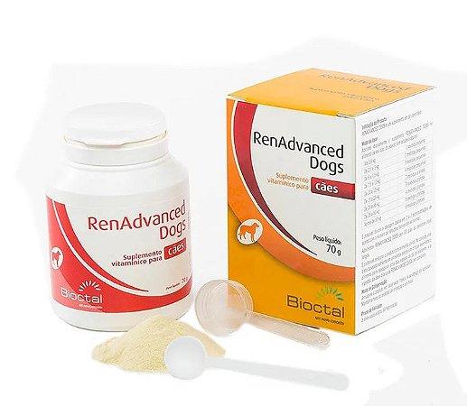 Suplemento Vitamínico RenAdvanced Dogs 70g Bioctal
