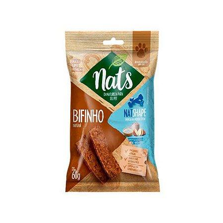 Snack Nats para Cães NatShape - 60g
