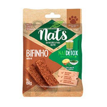Snack Nats para Cães NatDetox - 60g