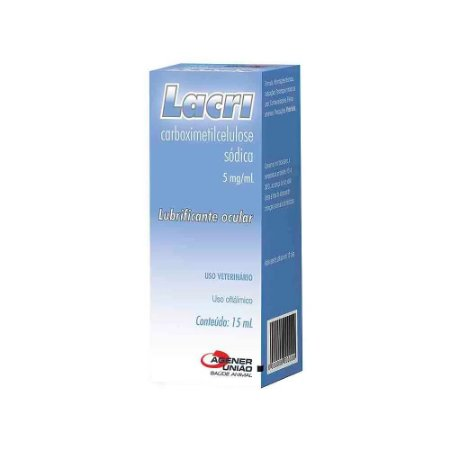 Colírio Lacri Agener 15ml