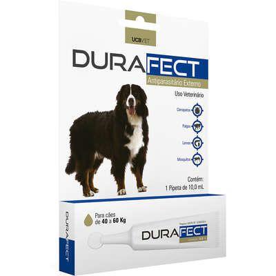 Antipulgas UCBVET Durafect para Cães até 40 a 60 Kg