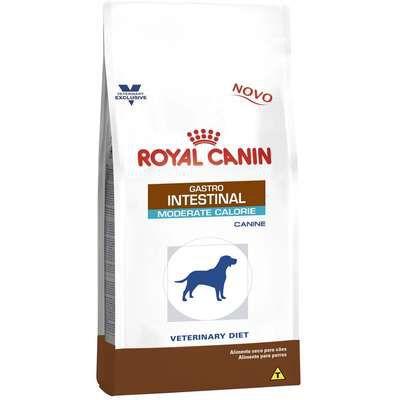 Ração Royal Canin Canine Veterinary Diet Gastro Intestinal Moderate Calorie - 2Kgs