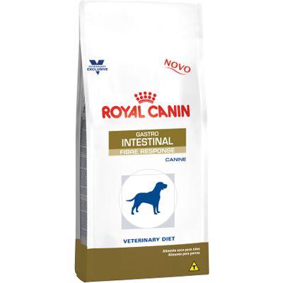 Ração Royal Canin Canine  Gastro Intestinal Fibre Response para Cães Adultos - 2Kgs