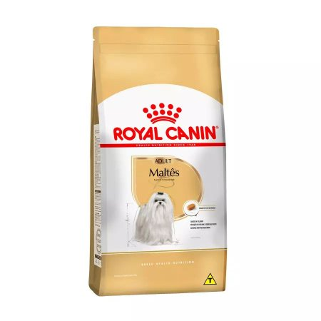Ração Royal Canin Maltês - Cães Adultos