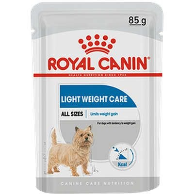 Ração Royal Canin Sachê Light Weig Care Wet para Cães - 85g