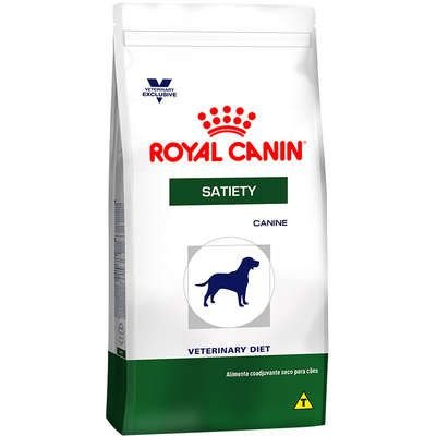 Ração Royal Canin Canine Veterinary Diet Satiety Support para Cães Adultos