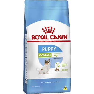 Ração Royal Canin X-Small Junior para Cães Filhotes