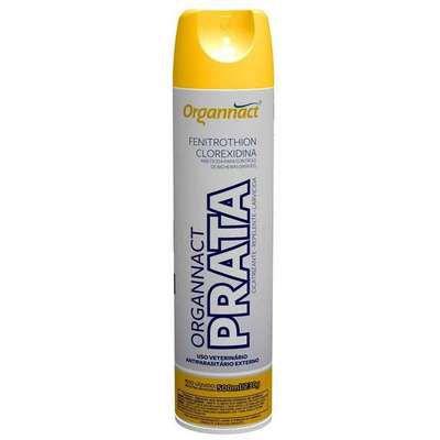Antibacteriano Organnact Prata em Spray