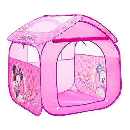 Barraca Portátil Casa Disney Minnie - Zippy Toys