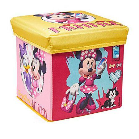 Porta Objeto Banquinho Minnie - Zippy Toys