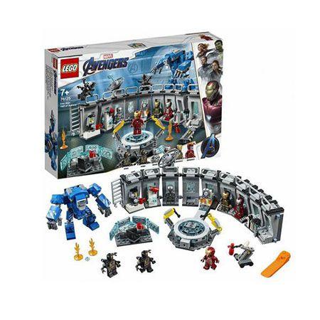 Lego Marvel Super Heroes - Homem de Ferro: Salão de Armaduras do Iron Man