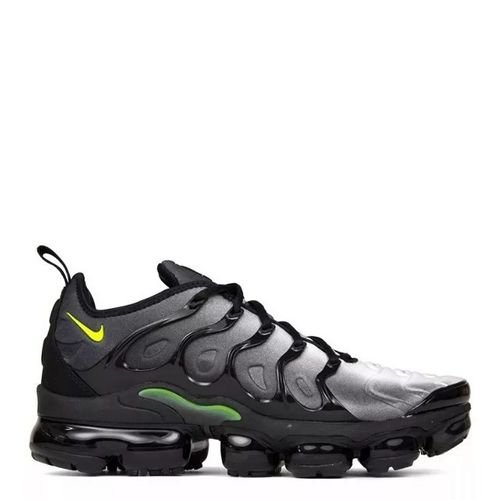 Tênis Nike Air VaporMax Plus Black Volt