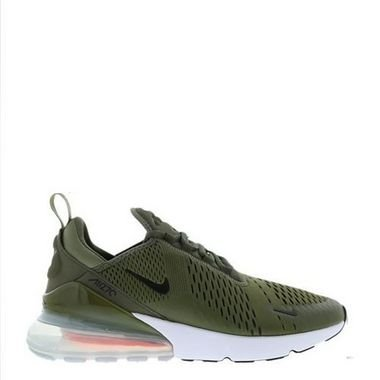 3c9eccdb8 Tênis Nike Air Max 270 Army Green - Look Tênis Outlet