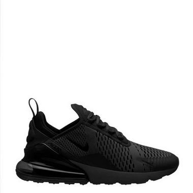 Tênis Nike Air Max 270 Triple Black