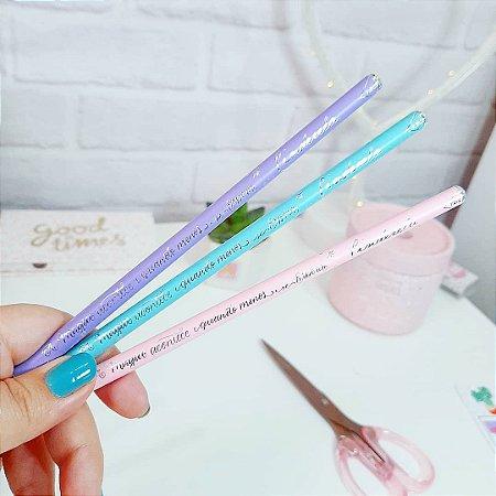 Lápis Cinderela Tris