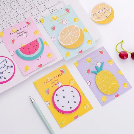 Sticky Notes Frutinha