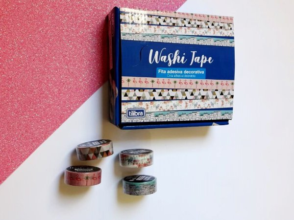 Washi Tape Tilibra Estampas