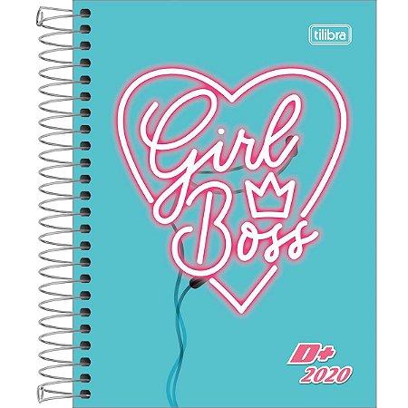 Agenda Tilibra Girl Boss