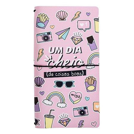 Caderno/Planner Courino Uatt