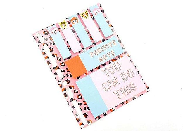 Sticky Notes Oncinha Hema