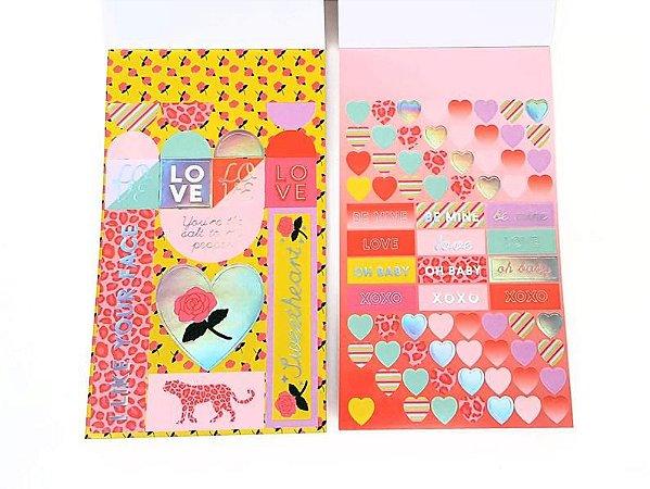Sticker Book Sweetheart Hema