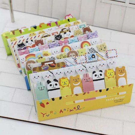 Sticky Notes Bichinhos 1