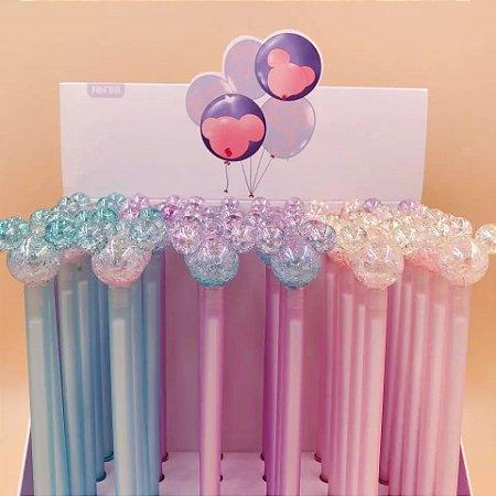 Caneta Mickey Holográfica Ballon
