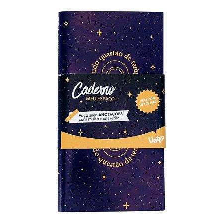 Caderno  Meu Espaço