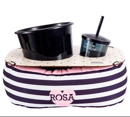 Almofada de Pipoca Rosa Uatt