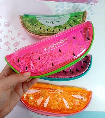 Estojo Frutinha Glitter