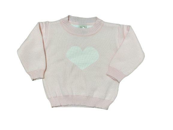 Tricot Infantil Rosa Pingo Lelê 66209