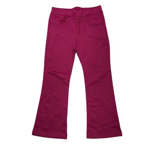 Calça Flare Infantil Térmica Pega Mania 21704 Vermelho