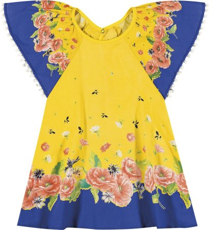 Vestido Infantil Nanai 600020