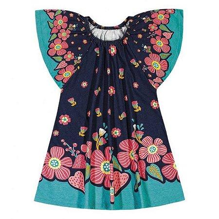 Vestido Infantil Nanai 600238