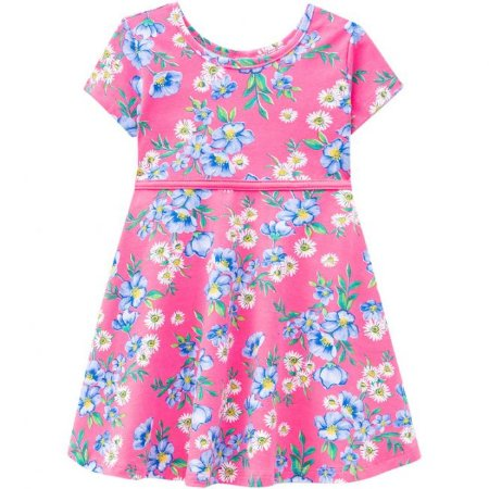 Vestido infatil Rosa Flores Kyly 109638
