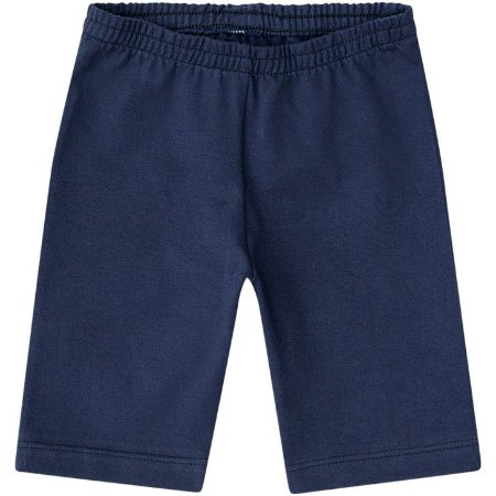 Bermuda Infantil Cotton Azul Kyly 106315